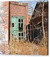 Milwaukee - Solvay Coke And Gas Company  10 Canvas Print