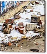 Milwaukee - Solvay Coke And Gas Company  13 Canvas Print