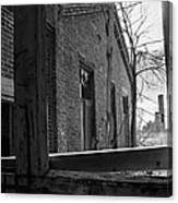 Milwaukee - Solvay Coke And Gas Company  8  Canvas Print