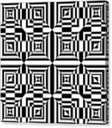 Mind Games 50 Canvas Print