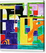 Mindscape II Canvas Print