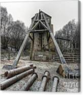Minera Lead Mines Canvas Print