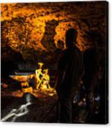 Miners Canvas Print