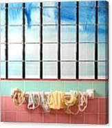 Mini Laundry Canvas Print