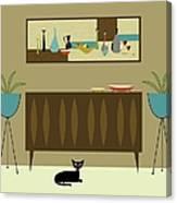 Mini Still Life Canvas Print