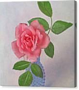 Miniature Rose IIi Canvas Print