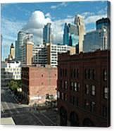 Minneapolis 1 Canvas Print