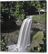 Minnehaha Falls Canvas Print