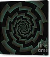 Minotaur's Labyrinth Canvas Print