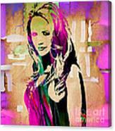 Miranda Lambert Collection Canvas Print