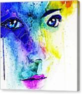 Mirar Canvas Print