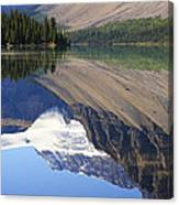Mirror Lake Banff National Park Canada Canvas Print