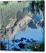 Mirror Lake Two New Zealand Canvas Print