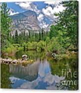 Mirror Lake Yosemite Canvas Print