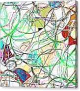 Mishagas Canvas Print