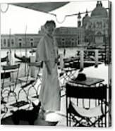 Misia Sert In Venice Canvas Print
