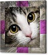 Miss Tilly The Gift 1 Canvas Print
