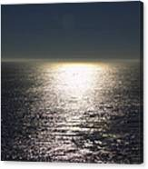 Missing Sun Canvas Print