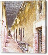 Mission San Juan Capistrano No 5 Canvas Print
