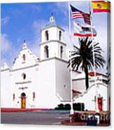 Mission San Luis Rey Canvas Print