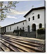 Mission Stairs Canvas Print