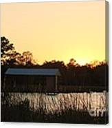 Mississippi Bayou 16 Canvas Print