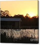 Mississippi Bayou 9 Canvas Print