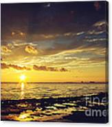 Mississippi Gulf Coast Beauty Canvas Print