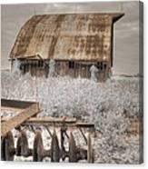 Missouri Barn Canvas Print
