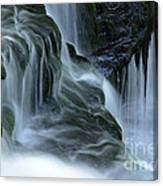 Misty Falls - 70 Canvas Print