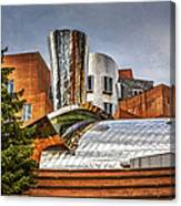 Mit Stata Building Center - Cambridge Canvas Print