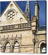 Mitchell Building University Of Adelaide Canvas Print