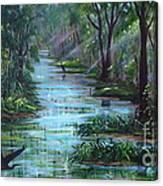 Mitchellcountyparadise Canvas Print