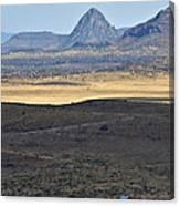 Miter Peak Canvas Print