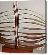 Mitotic Spindle Canvas Print