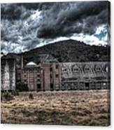 Mittagong Malt Factory.  Canvas Print