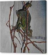 Miyabi The Chameleon Canvas Print