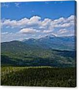 Mizpah Hut Canvas Print