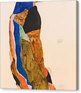 Moa Canvas Print