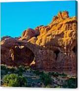 Moab Arches Twist Canvas Print