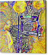 Mobility Of The Mind Canvas Print
