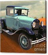 Model T Canvas Print