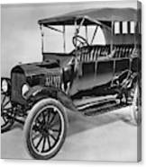 Model T Ford (1921) Canvas Print