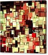 Modern Abstract Art Xvii Canvas Print