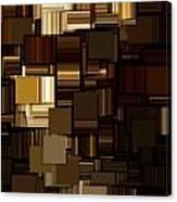 Modern Abstract Iv Canvas Print