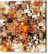 Modern Abstract Xxvi Canvas Print