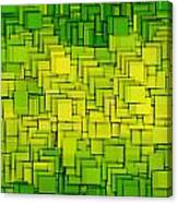 Modern Abstract Xxxiii Canvas Print