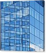 Modern Architecture Abstract Canvas Print