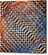 Modern Art Iv Canvas Print