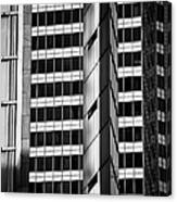 Modern Buildings Abstract Architecture Canvas Print
